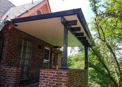 Contempo Insulated Cover Patio Roof