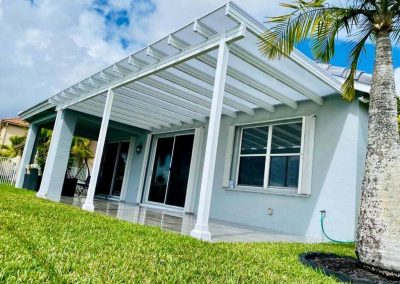 Fresco Pergola Style Translucent Cover by Renaissance Patio Products