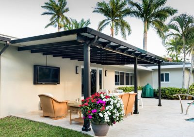 Renaissance Patio Cover Attached Classico Insulated Patio Roof