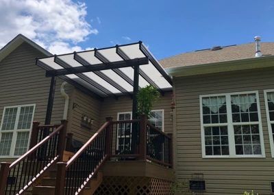 Translucent Patio Cover by Renaissance Patio Products