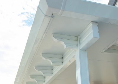 Contempo Roof Detail